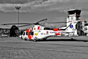 EC-LCH - Spain - Coast Guard Agusta Westland AW139 aircraft
