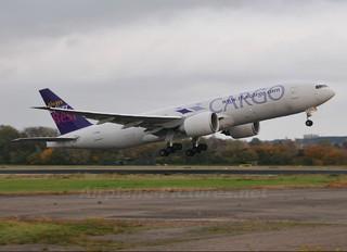 N774SA - Thai Cargo Boeing 777F