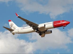 LN-NOC - Norwegian Air Shuttle Boeing 737-800