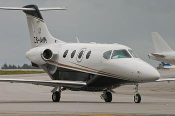 ZS-AVM - Cape Air Hawker Beechcraft 390 Premier