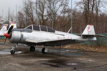 910 - Poland - Air Force PZL TS-8 Bies