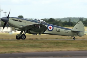 G-KASX - Private Supermarine Seafire XVII