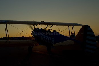 NX36360 - Private Boeing Stearman, Kaydet (all models)