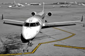 EC-JEE - Air Nostrum - Iberia Regional Canadair CL-600 CRJ-200