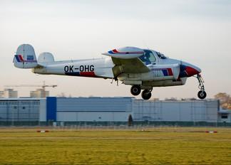 OK-OHG - Aeroklub Czech Republic LET L-200 Morava