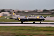LX-WAT - West Air Europe British Aerospace ATP aircraft