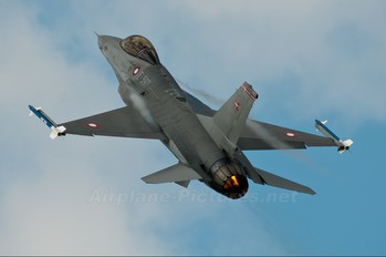 E-597 - Denmark - Air Force General Dynamics F-16A Fighting Falcon