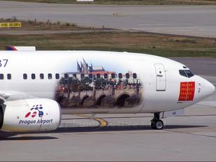 OK-TVD - Travel Service Boeing 737-800