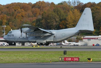 165379 - USA - Navy Lockheed C-130T Hercules