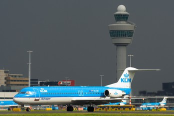 PH-OFF - KLM Cityhopper Fokker 100