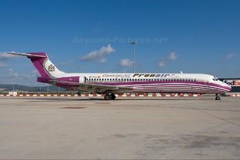 EC-KJI - Pronair Airlines McDonnell Douglas MD-87