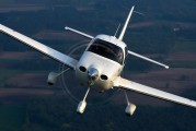 - - Private Cirrus SR22 aircraft