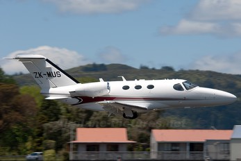 ZK-MUS - Private Cessna 510 Citation Mustang