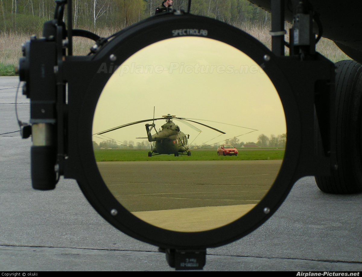 Poland - Army 607 aircraft at Undisclosed location
