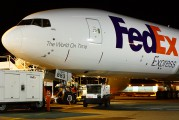N883FD - FedEx Federal Express Boeing 777F aircraft