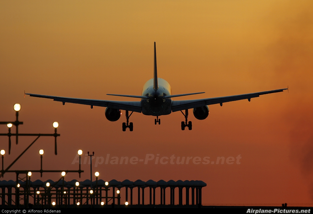 Vueling Airlines EC-JGM aircraft at Barcelona - El Prat