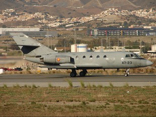 TM.11-3 - Spain - Air Force Dassault Falcon 20