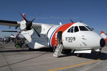 2309 - USA - Coast Guard Casa HC-144A Ocean Sentry