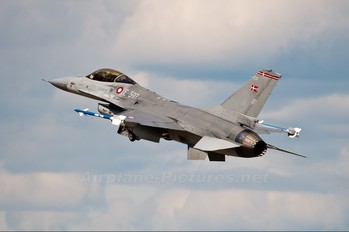 E-597 - Denmark - Air Force General Dynamics F-16A Fighting Falcon