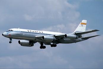 EC-CNH - Spantax Convair CV-990 Coronado