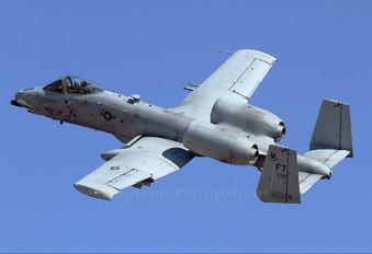 78-0701 - USA - Air Force Fairchild A-10 Thunderbolt II (all models)