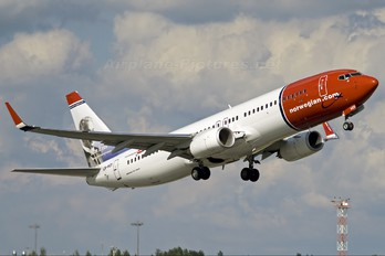 LN-NOI - Norwegian Air Shuttle Boeing 737-800