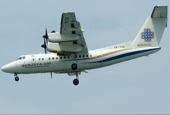 9M-TAK - Berjaya Air de Havilland Canada DHC-7-100 series