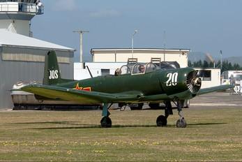 ZK-JQS - Private NanChang CJ-6A