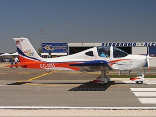 EC-ISU - Private Tecnam P96 Golf