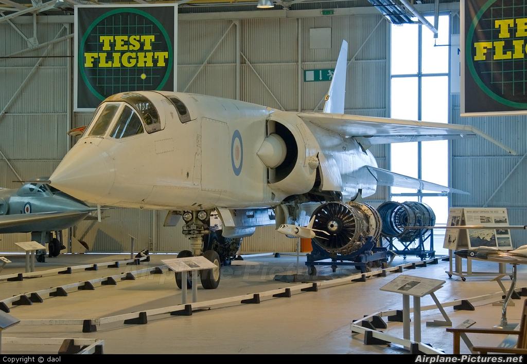 Royal Air Force XR220 aircraft at Cosford