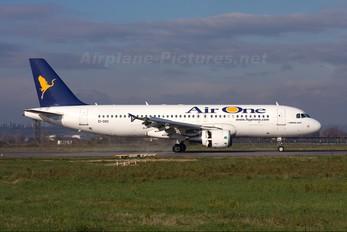 EI-DSC - Air One Airbus A320