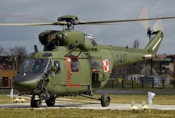 0417 - Poland - Air Force PZL W-3 Sokół