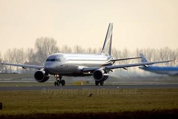 VP-BKX - Aeroflot Airbus A320