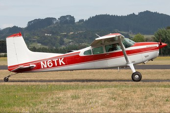 N6TK - Private Cessna 180 Skywagon (all models)