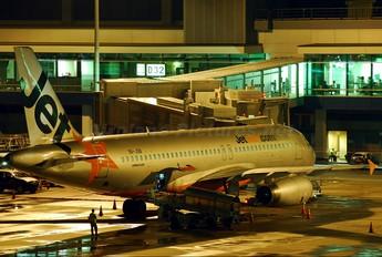 9V-JSB - Jetstar Asia Airbus A320