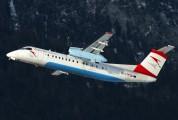 OE-LTP - Austrian Airlines/Arrows/Tyrolean de Havilland Canada DHC-8-300Q Dash 8 aircraft