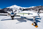 G-FRYI - Private Beechcraft 200 King Air aircraft