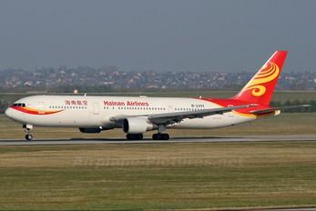 B-2491 - Hainan Airlines Boeing 767-300ER