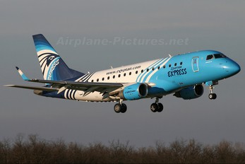 SU-GDG - Egyptair Express Embraer ERJ-170 (170-100)