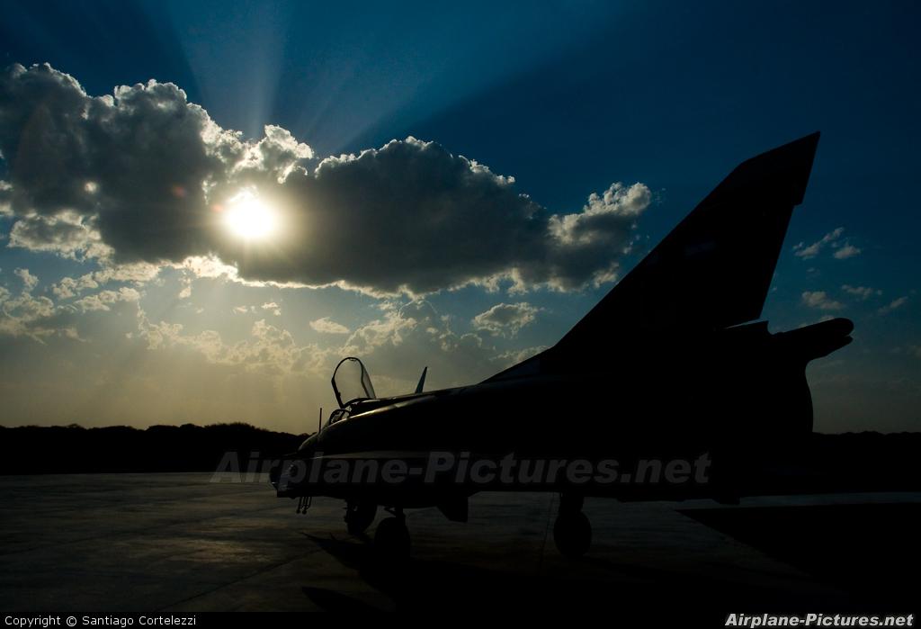 Argentina - Air Force C-718 aircraft at Santa Romana