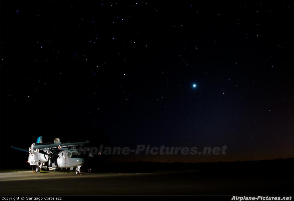 Argentina- Navy 2-AS-29 aircraft at Santa Romana
