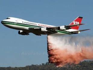 N479EV - Evergreen International Boeing 747-100F