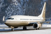 N88WR - Private Boeing 737-700 BBJ aircraft