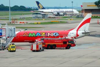 PK-AWX - AirAsia (Thailand) Boeing 737-300