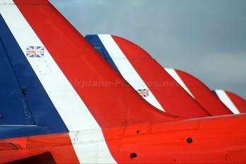 "XX266 - Royal Air Force ""Red Arrows"" British Aerospace Hawk T.1/ 1A"
