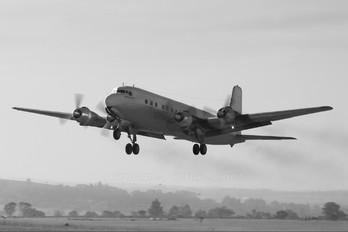 ZS-MUL - Private Douglas DC-6B