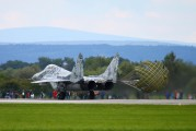 0619 - Slovakia -  Air Force Mikoyan-Gurevich MiG-29AS aircraft
