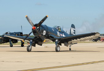 N4TF - Private Vought F4U Corsair