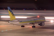 JA8359 - Air Do - Hokkaido International Airlines Boeing 767-300 aircraft
