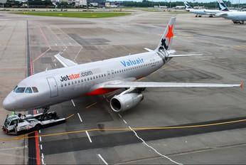 9V-JSD - Jetstar Asia Airbus A320
